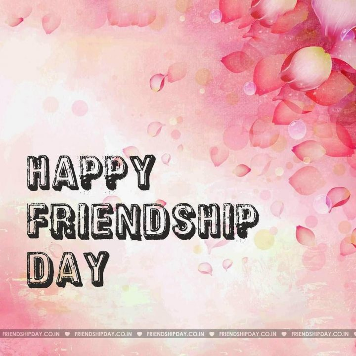 Happy Friendship Day To My Sister Happy Friendship Day Messages